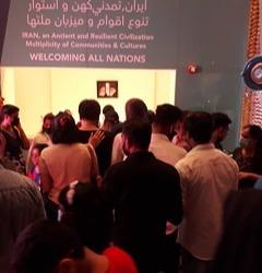 بازدید ۴۰ هزار نفر از پاویون جمهوری اسلامی ایران در اکسپو
